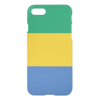 Gabon Flag iPhone 8/7 Case