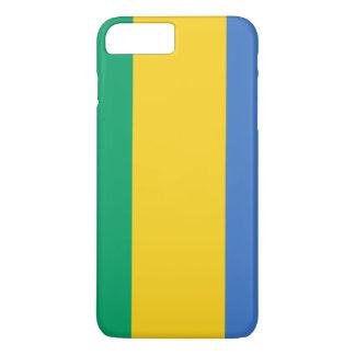 Gabon Flag iPhone 8 Plus/7 Plus Case