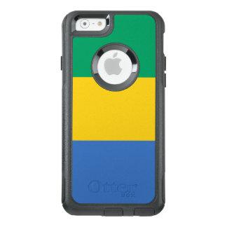 Gabon Flag OtterBox iPhone 6/6s Case
