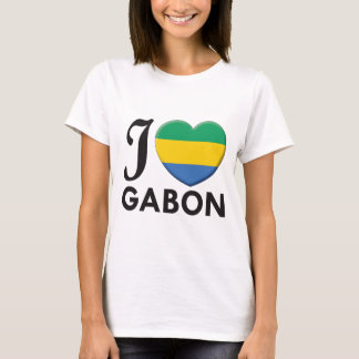 Gabon Love T-Shirt