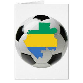 Gabon national team card
