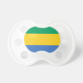Gabon National World Flag Dummy