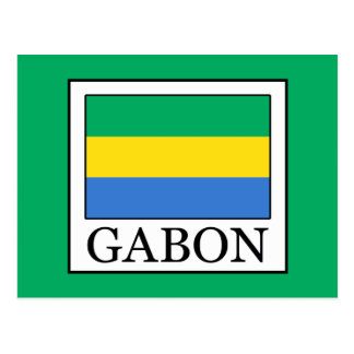 Gabon Postcard