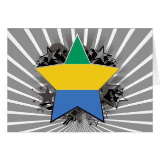 Gabon Star Card