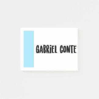 Gabriel Conte Post-It Notes