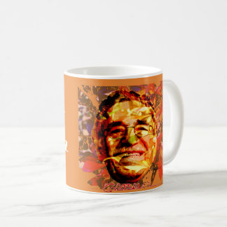 Gabriel García Márquez Coffee Mug
