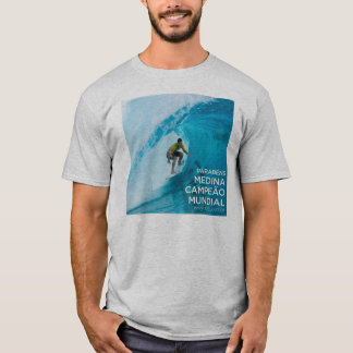 Gabriel Medina - Champion World-wide T-Shirt