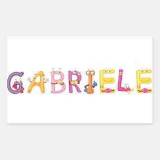 Gabriele Sticker