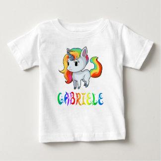 Gabriele Unicorn Baby T-Shirt