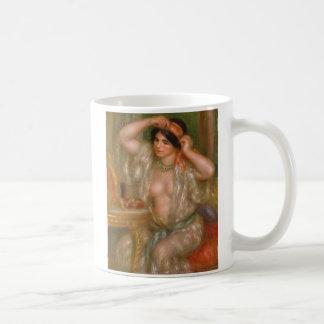 Gabrielle at the Mirror Coffee Mug