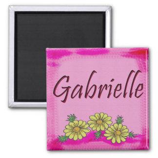 Gabrielle Daisy Magnet