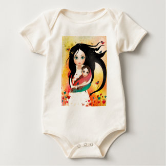Gabriel's Mother Baby Bodysuit