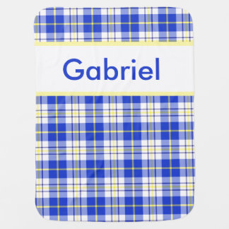 Gabriel's Personalized Blanket