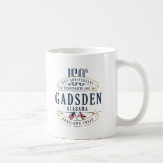 Gadsden, Alabama 150th Anniversary Mug