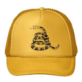 Gadsden Coiled Rattlesnake Cap