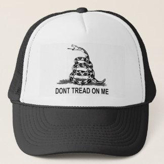 "Gadsden ""Dont tread on me"" flag hat"