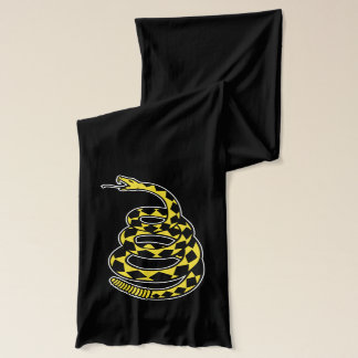 Gadsden Don't Tread On Me Scarves