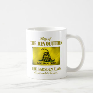 Gadsden Flag Coffee Mug