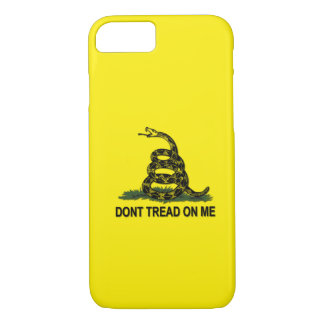 Gadsden Flag Dont Tread On Me iPhone 7 Case