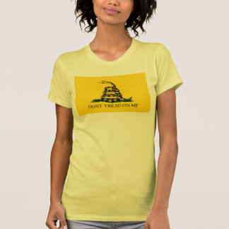 Gadsden Flag - Dont Tread On Me T-Shirt