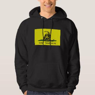 Gadsden Flag Hooded Sweatshirt
