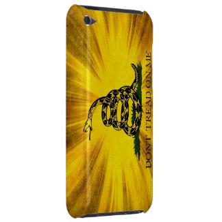 Gadsden Flag iPod Touch Case-Mate Case