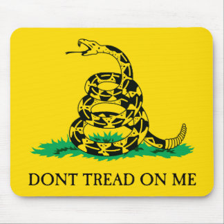 Gadsden Flag Mousepads