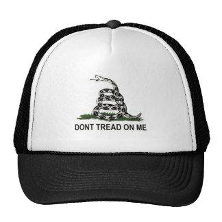 Gadsden Flag Snake Trucker Hat
