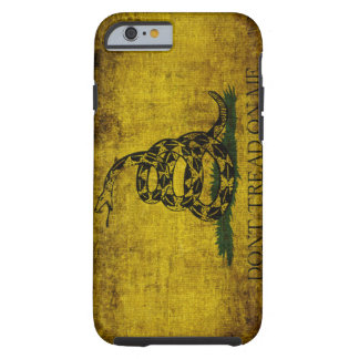 Gadsden Flag Tough iPhone 6 Case