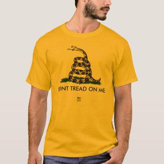 Gadsden Rattler, DONT TREAD ON ME, Will Bratton T-Shirt