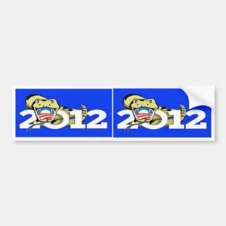 Gadsden victory 2012 bumper sticker