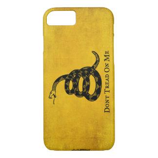 Gadsden Vintage Flag iPhone 7 case