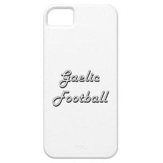 Gaelic Football Classic Retro Design iPhone 5 Cases