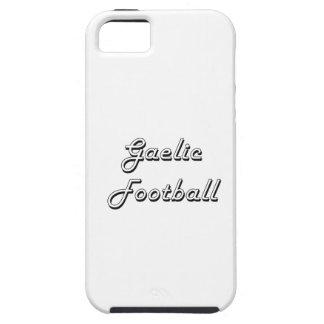 Gaelic Football Classic Retro Design iPhone 5 Covers
