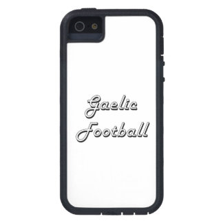 Gaelic Football Classic Retro Design Tough Xtreme iPhone 5 Case