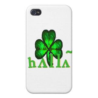 Gaelic Hello iPhone 4 Case