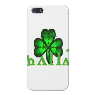 Gaelic Hello iPhone 5 Cover