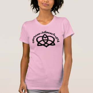 Gaelic Love Symbol T Shirts
