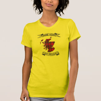 Gaelic Saor Alba Free Scotland Forever T-Shirt