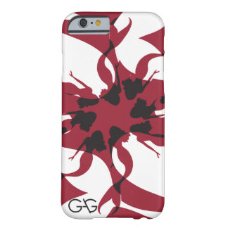 GaG Mermaid Case - Custom Color Barely There iPhone 6 Case