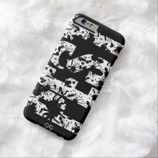 GaG PEST Black Case Barely There iPhone 6 Case