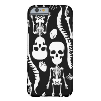GaG Skull Head iPhone 6 Case - Black Barely There iPhone 6 Case