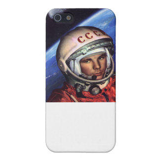 Gagarin Cosmos USSR iPhone 5/5S Cases