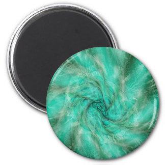 Gaia 6 Cm Round Magnet
