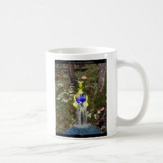 Gaia Basic White Mug