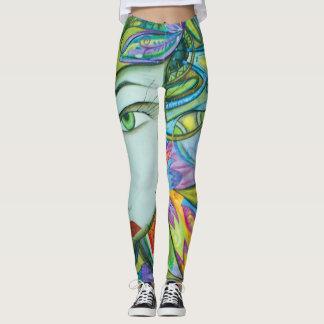 Gaia Evolves With Us Leggings