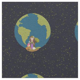 Gaia, Fox, Rabbits & Bird of Paradise Pixel Art