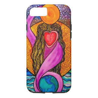 Gaia Goddess iPhone 8/7 Case