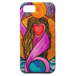 Gaia Goddess Tough iPhone 5 Case