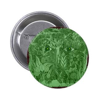 Gaia Mind of Nature Pin